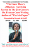 """The Cress Theory Of Racism: Surviving Racism In The 21st Century"" Recorded in Detroit, MI, 4-20-13"