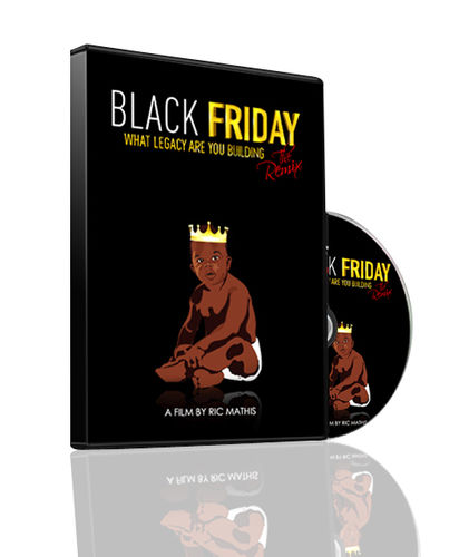 Black Friday The Remix (Documentary) feat. Michael Imhotep DVD 2016