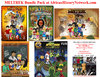 Meltrek Bundle Pack Exploring African History for Children DVD & Books