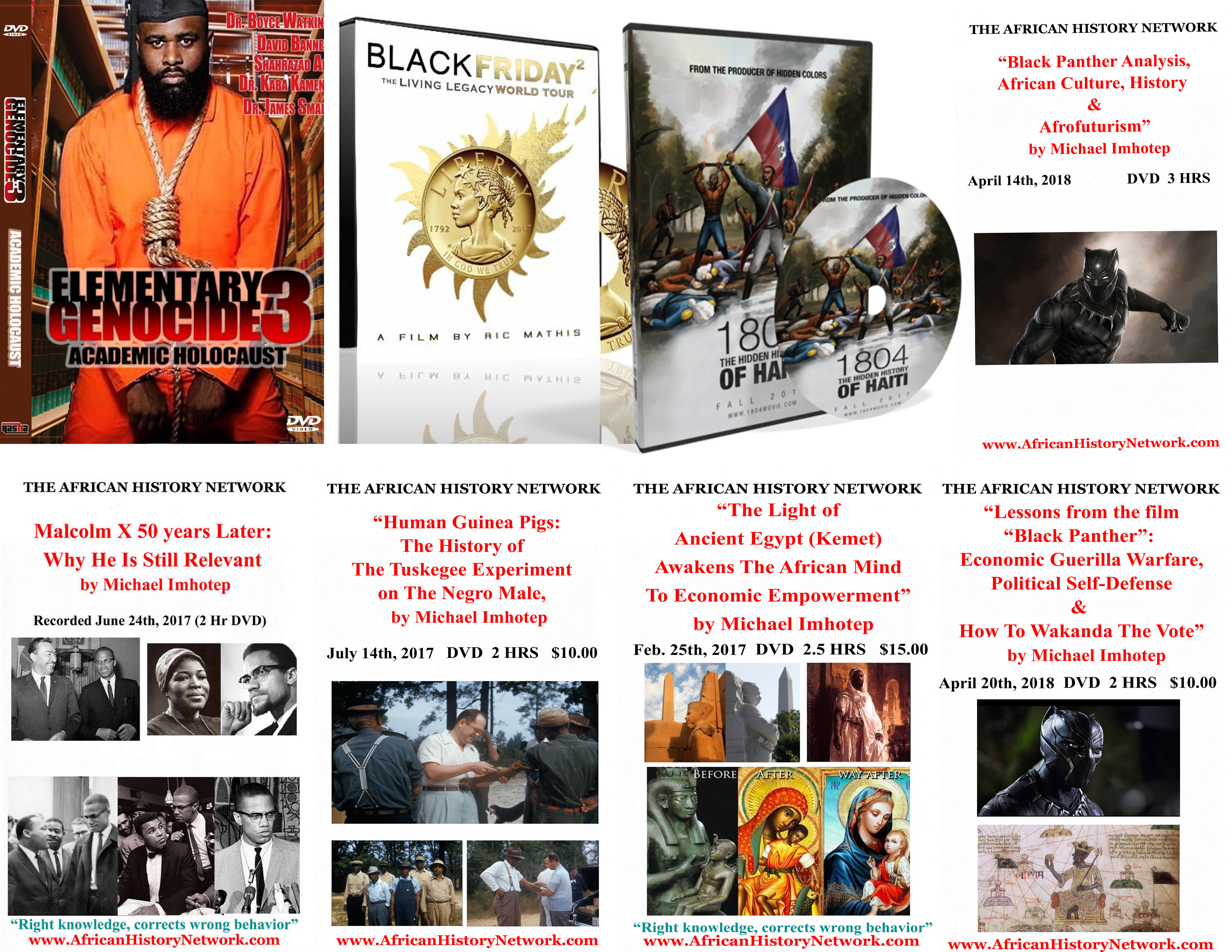 8_DVD_Black_Panther_Bundle_Pack_-_Michael_Imhotep_4-22-18